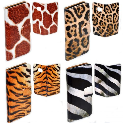 Animal Fur Print Phone Cover