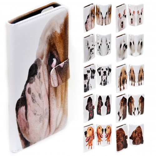 Dog Portrait Phone Cover