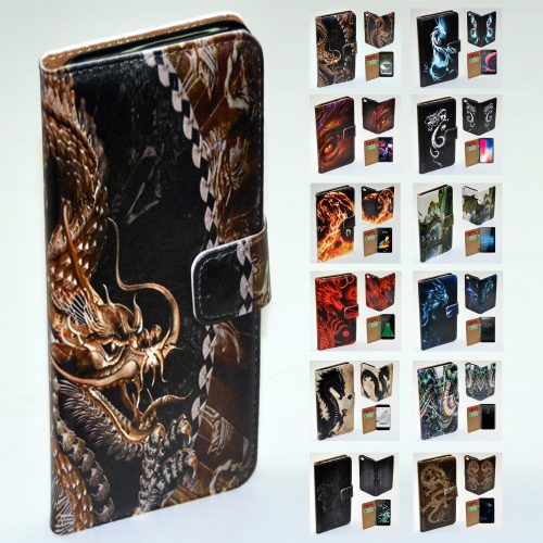 Dragon Theme Phone Cover