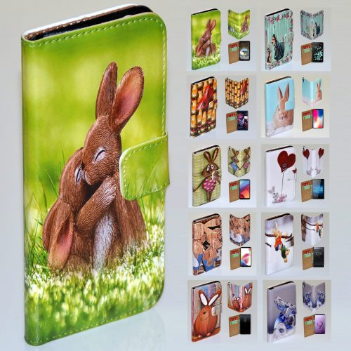 Easter Bunny Theme Phone Cover