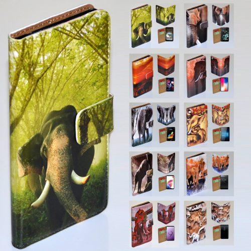 Elephant Theme Phone Cover