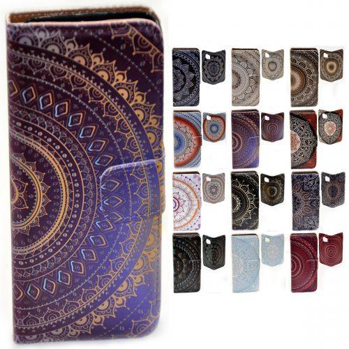 Mandala Pattern Phone Cover