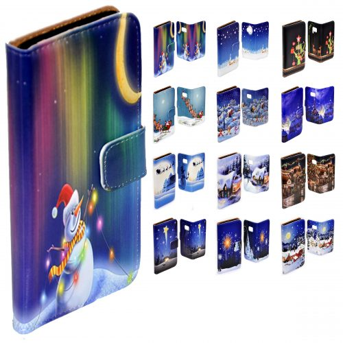 Christmas Night Theme Phone Cover