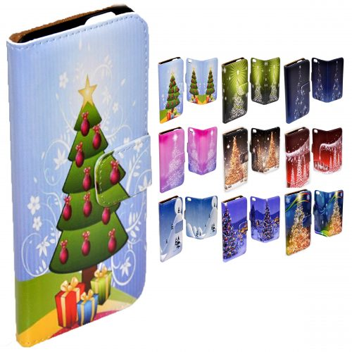 Christmas Tree Theme Phone Cover