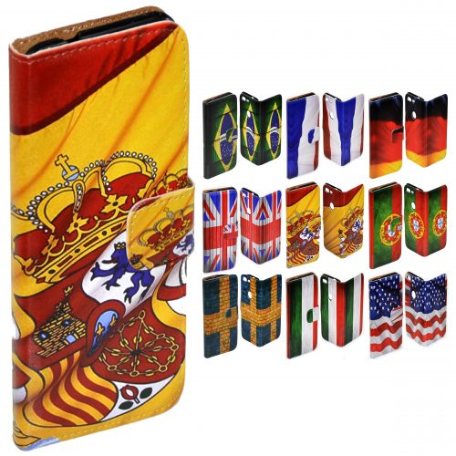National Flag Print Phone Cover