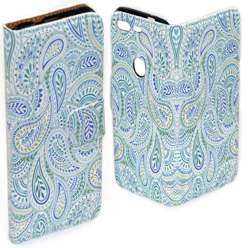 Paisley Pattern Print Mobile Phone Cover