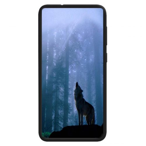 Wolf Wolves Print Back Case Mobile Phone Cover