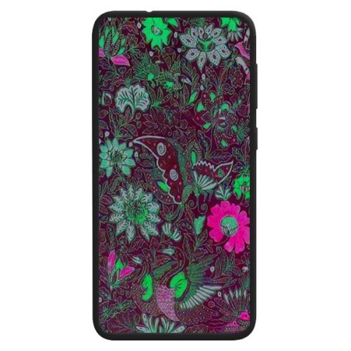 Batik Print Pattern Back Case Mobile Phone Cover