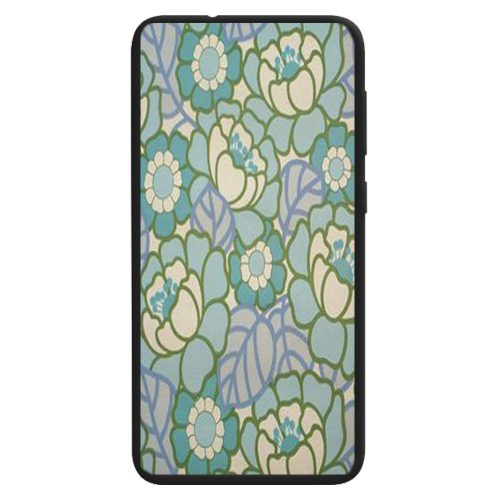 floral print pattern back case phone cover