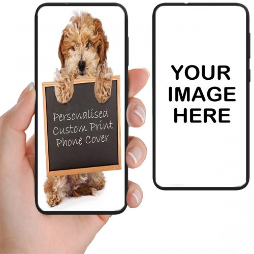 Custom Personalised Print Back Case Mobile Phone Cover