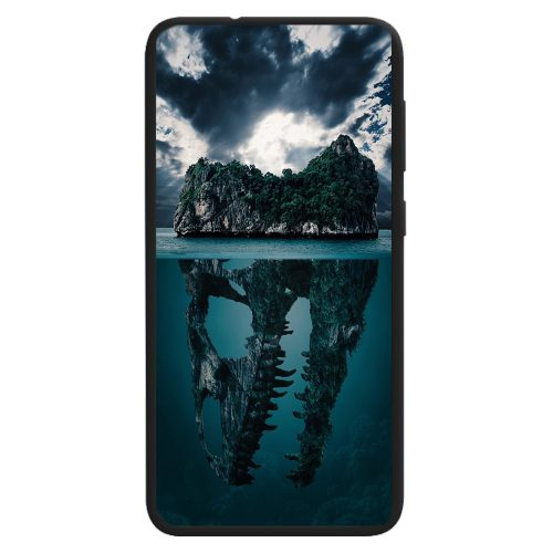 Dinosaur Theme Print Back Case Mobile Phone Cover