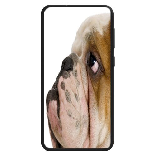 Dog Theme Print Phone Case Back Cover