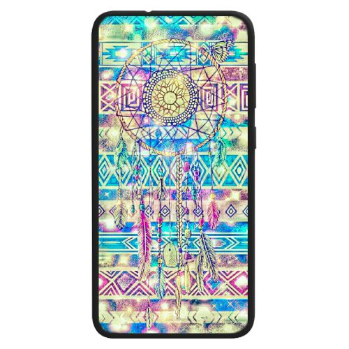 Dream Catcher Theme Print Back Case Phone Cover