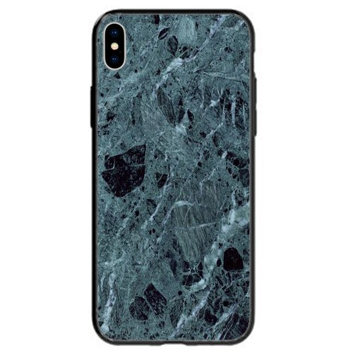Marble Stone Print Pattern Back Case Mobile Phone Cover