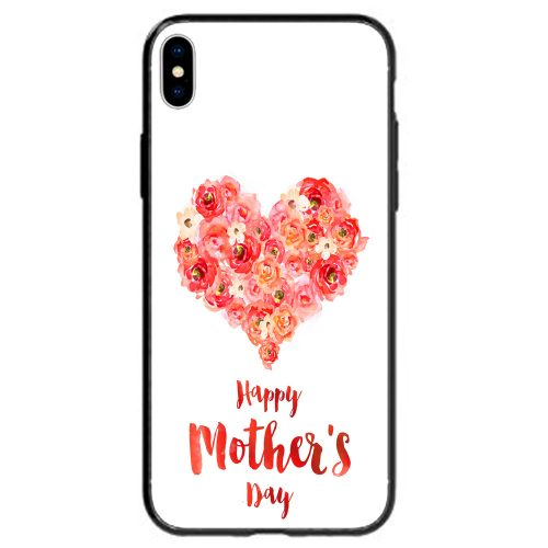 Mother's Day Theme Printed Back Case Mobile Phone Cover