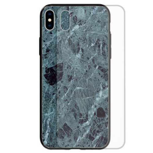 Marble Stone Pattern Theme Print Back Case Mobile Phone Cover
